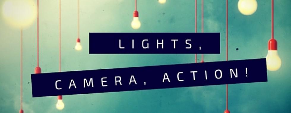 Lights, camera, action! - Marketing Vision Consultancy