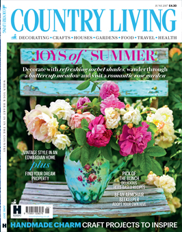 Country Living Book Cover