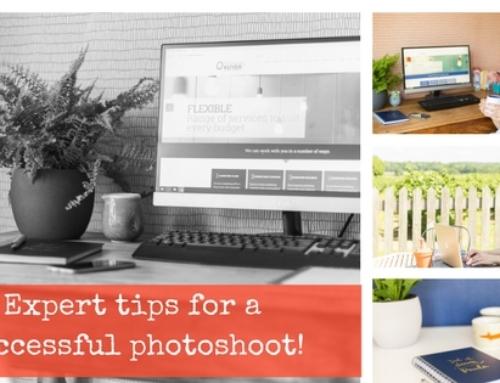 Expert tips for your small business photoshoot!