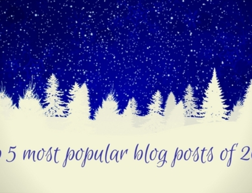 Our Top 5 most popular blogs of 2017