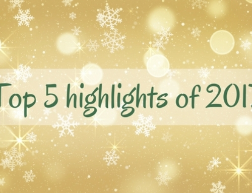 Top 5 highlights of 2017